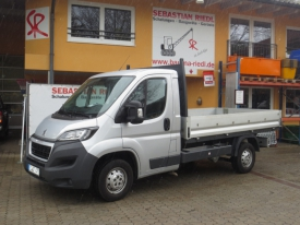 Pritsche Peugeot Boxer